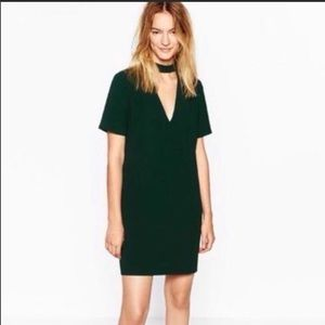 Zara Choker Dress NWOT